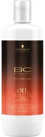 Šampūns Schwarzkopf BC Bonacure Oil Miracle Argan Oil, 1000 ml