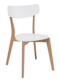 Ēdamistabas krēsls Signal Meble Mosso Dab White