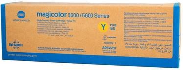 Тонер Konica A06V253 Minolta Toner Cartridge Yellow