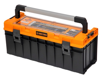 Kaste Forte Tools SKRQPRO700POMLT002, melna/dzeltena
