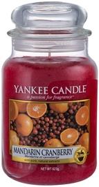 Yankee Candle Classic Large Jar Mandarin Cranberry 623g