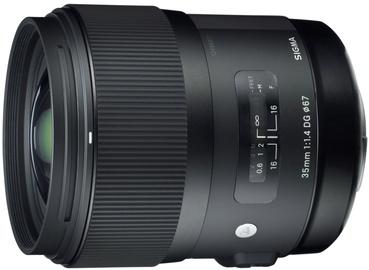 Объектив Sigma (Nikon) 35/1.4 EX DG HSM Nikon, 665 г