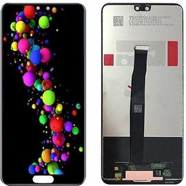 Запасные части для мобильных телефонов Huawei P20 Black LCD Screen