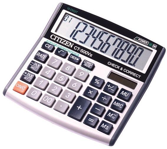 Citizen Office Calculator CT-500VII