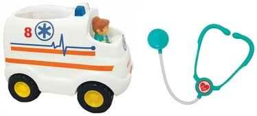 Interaktīva rotaļlieta Kiddieland Light And Sound Activity Ambulance 053009