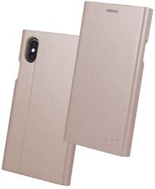 Beeyo Grande Book Case For Huawei P10 Lite Rose Gold