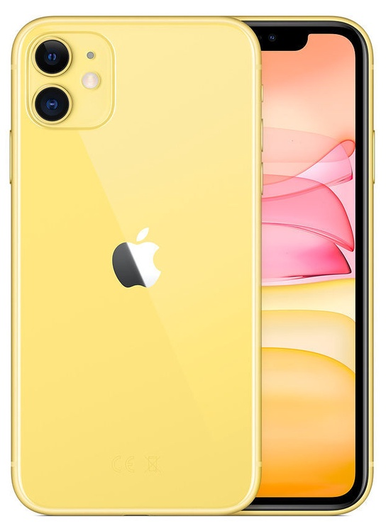 Apple iPhone 11 64GB Yellow