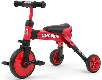 Tricikls Milly Mally Grande Ride On Red