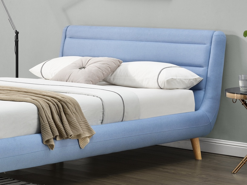 Gulta Halmar Elanda Light Blue, 160 x 200 cm