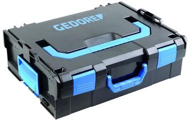 Gedore L-Boxx Tool Box Black/Blue