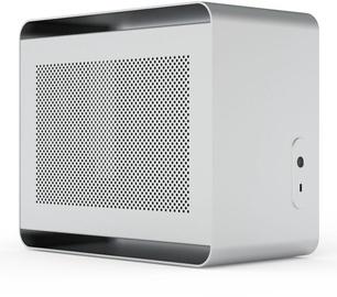 Корпус Streacom DA2 V2 Mini-ITX White (поврежденная упаковка)