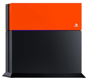 Sony Custom Faceplate HDD Cover Orange