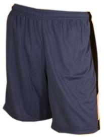Bars Mens Football Shorts Blue 190 XS