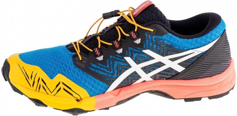 Asics Mens Gel-Fujitrabuco SKY Shoes 1011A900-400 Blue 42