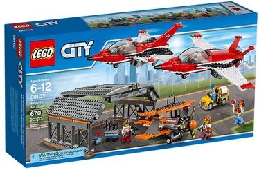 Konstruktors Lego City Airport Air Show 60103