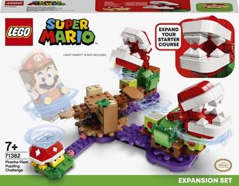 Konstruktors LEGO Super Mario Augu-piraiju mīklainā izaicinājuma paplašinājuma maršruts 71382, 267 gab.