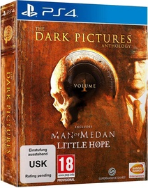 Dark Pictures Anthology Volume 1: Man of Medan and Little Hope Limited Edition PS4