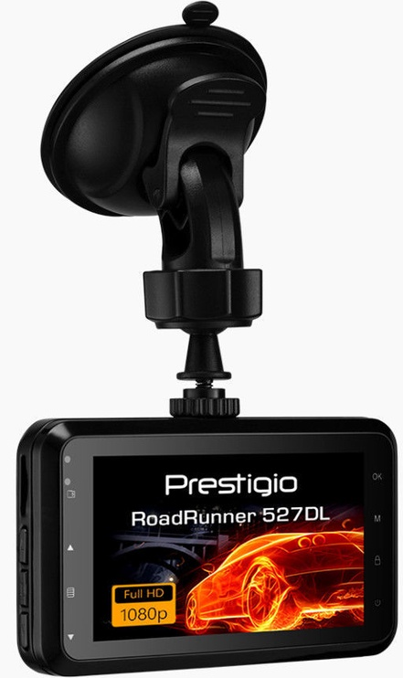 Videoreģistrators Prestigio RoadRunner 527DL