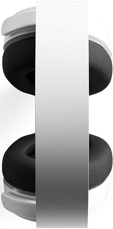 Игровые наушники Steelseries Arctis 3 2019 Edition, белый