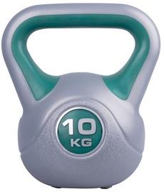 inSPORTline Dumbbell Vin-Bell Green 10kg