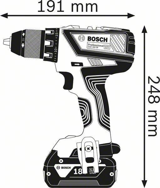 Urbis Bosch GSR 18V-28