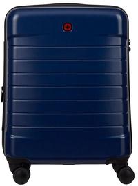 Чемодан Wenger Lyne Carry-On, синий, 41 л, 200x400x540 мм