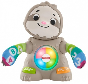 Interaktīva rotaļlieta Fisher Price Linkimals Sloth FYK61