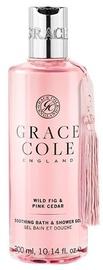 Dušas želeja Grace Cole Soothing Wild Fig & Pink Cedar, 300 ml