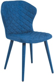 Ēdamistabas krēsls Signal Meble Logan Blue