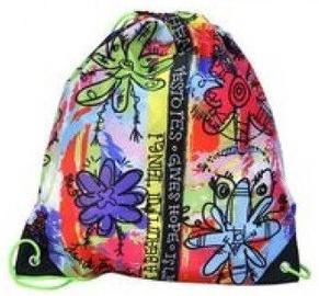 Спортивная сумка Paso Dream Big, многоцветный