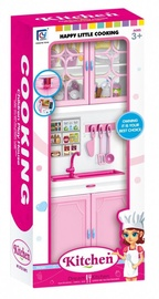 Askato Happy Little Cooking Dream Kitchen With Dishes 106304