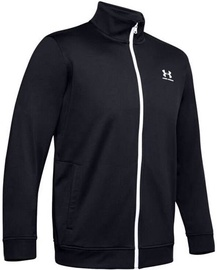 Under Armour Sportstyle Tricot Mens Jacket 1329293-002 Black M