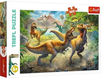 Пазл Trefl Dinosaurs 15360, 160 шт.