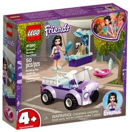 Konstruktors LEGO® Friends 41360 Emmas mobilā dzīvnieku klīnika