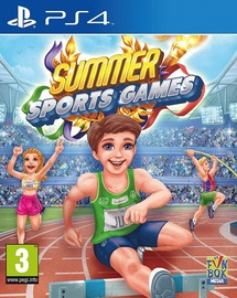 PlayStation 4 (PS4) spēle Summer Sports Games PS4