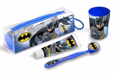 Komplekts bērniem Cartoon Batman Oral Care Bag