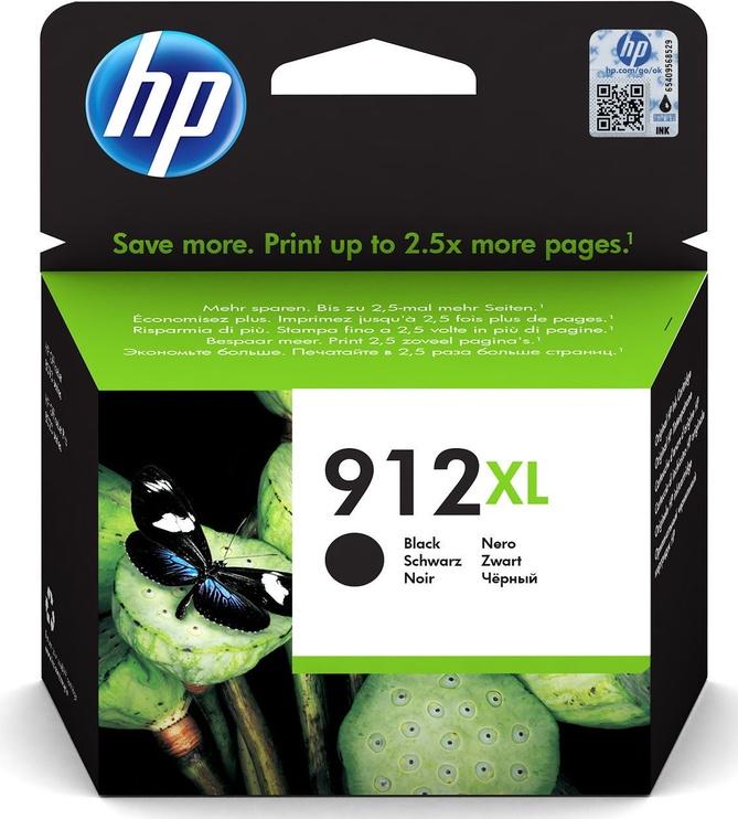 HP 912XL Ink Cartridge 3YL84AE Black