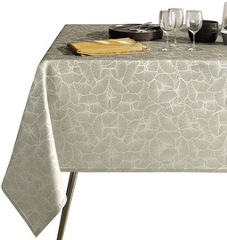 AmeliaHome Oxford Tablecloth AH Ginkgo Beige 140x300cm