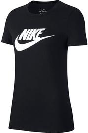 T-krekls Nike Womens Sportswear Essential T-Shirt BV6169 010 Black M