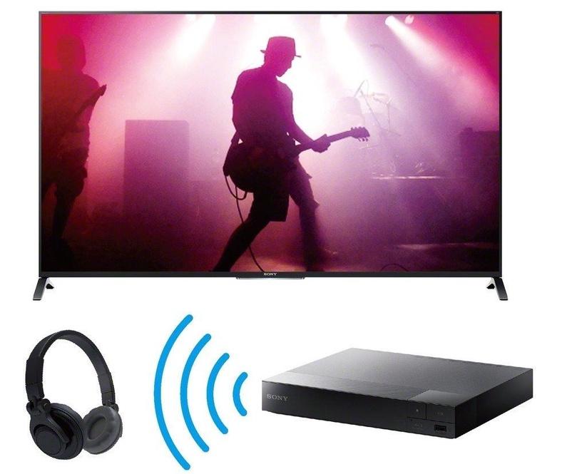 Blu-Ray проигрыватель Sony BDP-S6700 Black