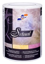 Speciāla krāsa Rilak Setual Decorative Paint Pearl 0.9l