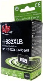 Uprint Cartridge for HP Black 30 ml