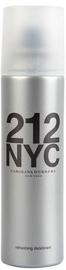 Dezodorants sievietēm Carolina Herrera 212 Spray, 150 ml