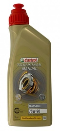 Transmisijas eļļa Castrol Transmax Manual 75W - 90, transmisijas, vieglajam auto, 1 l