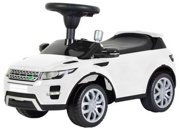 Детская машинка Land Rover, белый