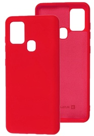 Evelatus Soft Touch Back Case For Samsung Galaxy A21s Red