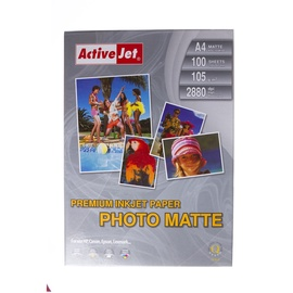 ActiveJet Photo Paper Matte A4