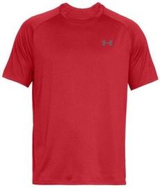 T-krekls Under Armour Tech 2.0 Short Sleeve Shirt 1326413-600 Red S