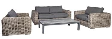 Home4you Calista Garden Furniture Set Grey
