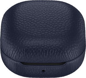 Samsung Leather Cover For Samsung Buds Live/Buds Pro Blue